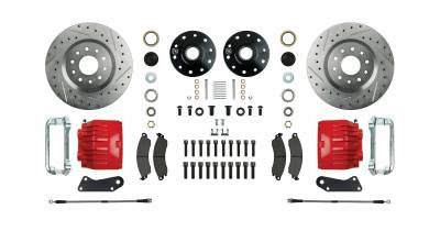 Right Stuff Detailing - Front Spindle Mount Disc Brake Conversion Kit