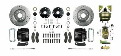 Right Stuff Detailing - Front Disc Brake Conversion Kit