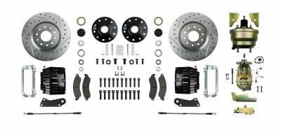 Right Stuff Detailing - Front Power Disc Brake Conversion Kit