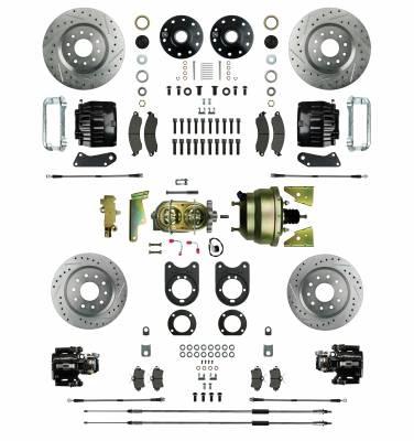 Right Stuff Detailing - Four Wheel Disc Brake Conversion Kit