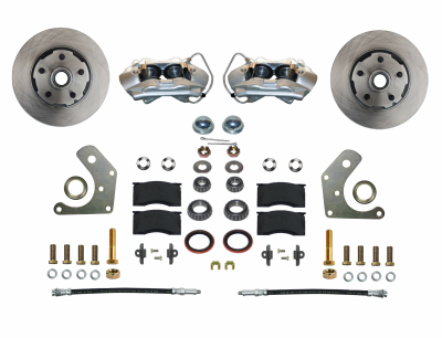 Leed Brakes - Front Spindle Mount Disc Brake Conversion Kit