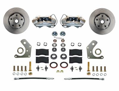 GPS Automotive - Front Wheel Disc Brake Conversion Kit
