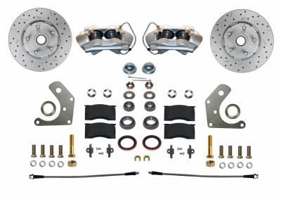 Leed Brakes - Front Wheel Disc Brake Conversion Kit