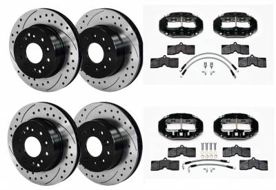 Wilwood Corvette C-3 Caliper Upgrade Kit