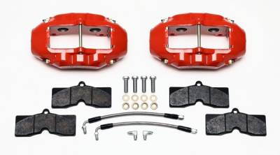 Rear Calipers & Pads