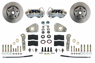 Leed Brakes - Front Wheel Disc Brake Conversion Kit