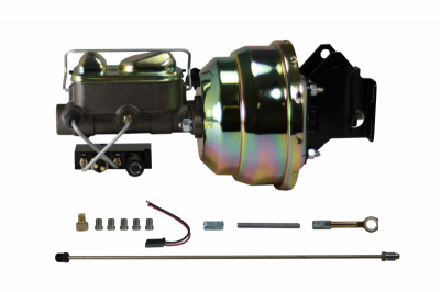 Leed Brakes - Power Brake Booster & Master Cylinder Upgrade Kit