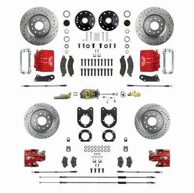 Right Stuff Detailing - Four Wheel Disc Brake Conversion Kit
