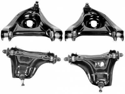 PST - Stamped Steel Control Arms (Upper/Lower)