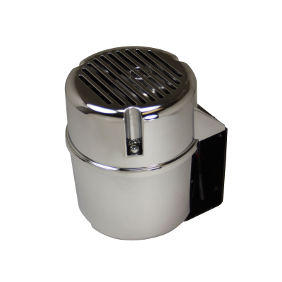 Leed Brakes - Electric Vacuum Pump - Chrome Bandit