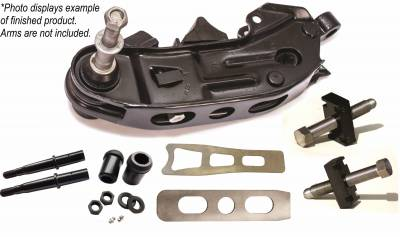 PST - Performance Mopar Lower Control Arm Deluxe Rebuild Kit - B & E Body