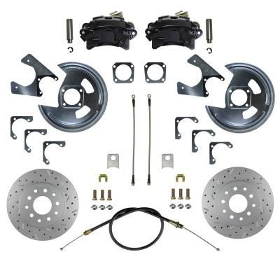 Leed Brakes - Rear Disc Brake Conversion Kit