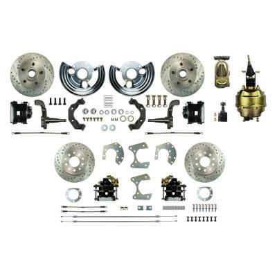 PST - Four Wheel Super Disc Brake Conversion Kit