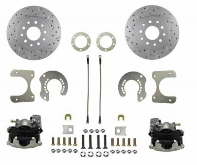 Leed Brakes - Rear Disc Brake Conversion Kit