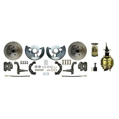 PST - Front Power Disc Brake Conversion Kit