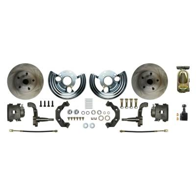 PST - Front Manual Disc Brake Conversion Kit