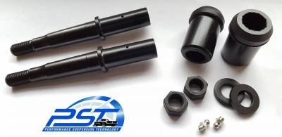 PST - Greasable Control Arm Pivot Shafts