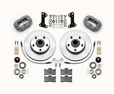 Wilwood - Wilwood Classic Series Dynalite Front Disc Brake Conversion Kit