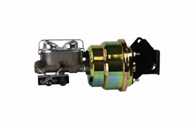 "Leed Brakes - 7"" Brake Booster & Master Cylinder"