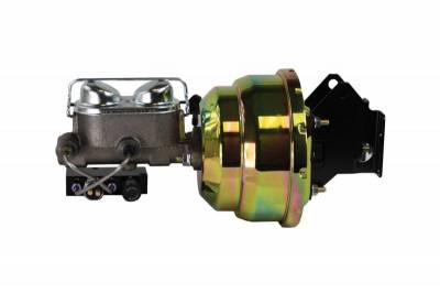 "Leed Brakes - 8"" Brake Booster & Master Cylinder"