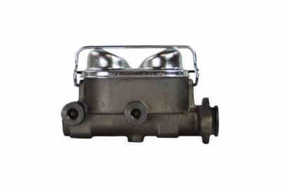 "Leed Brakes - 1"" Dual Bore Master Cylinder"