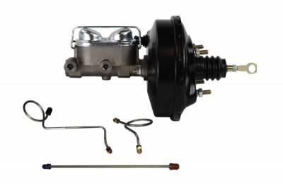 "Leed Brakes - 9"" Brake Booster & Master Cylinder"