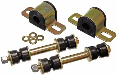 PST - Polygraphite Rear Sway Bar Frame Bushings & End Links 21mm