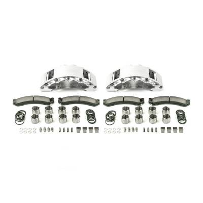 SSBC - SSBC Barbarian Eight Piston Rear Caliper Upgrade Kit