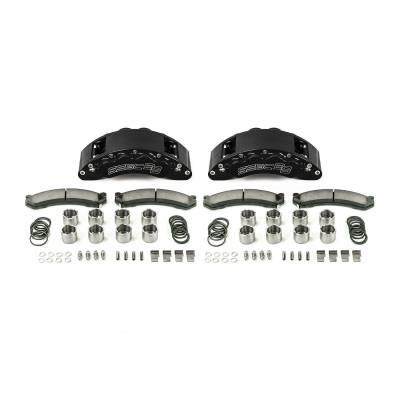 SSBC - SSBC Barbarian Eight Piston Front Caliper Upgrade Kit