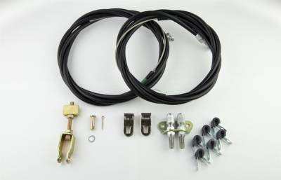 Universal Parking Brake Cables (included)