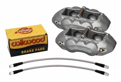 Wilwood Corvette C-3 Caliper Upgrade Kit - Image 2