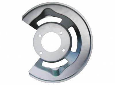 Left-hand Splash Shield