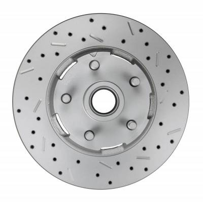 Leed Brakes - Front Power Disc Brake Conversion Kit - Image 4