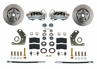 Leed Brakes - Front Spindle Mount Disc Brake Conversion Kit - Image 1