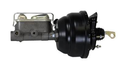 Brake Booster & Master Cylinder