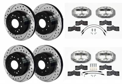 Wilwood Corvette C-3 Caliper Upgrade Kit - Image 1