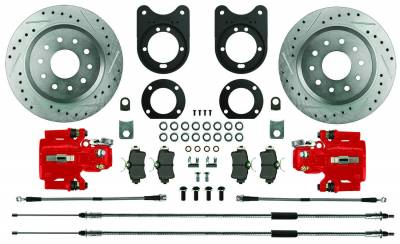 Right Stuff Detailing - Rear Disc Brake Conversion Kit - Image 1
