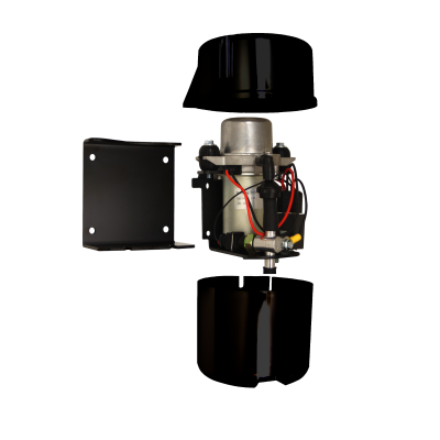 Leed Brakes - Electric Vacuum Pump - Black Bandit - Image 2