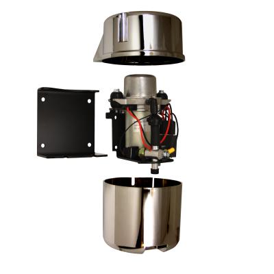 Leed Brakes - Electric Vacuum Pump - Chrome Bandit - Image 2