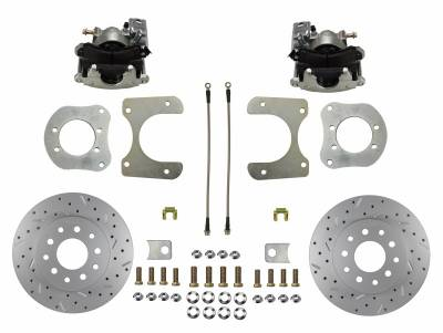 PST - Rear Disc Brake Conversion Kit - Image 1