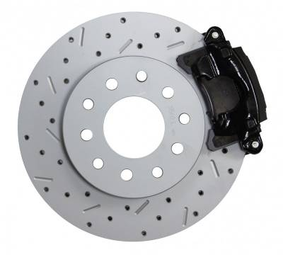 Leed Brakes - Rear Disc Brake Conversion Kit - Image 2