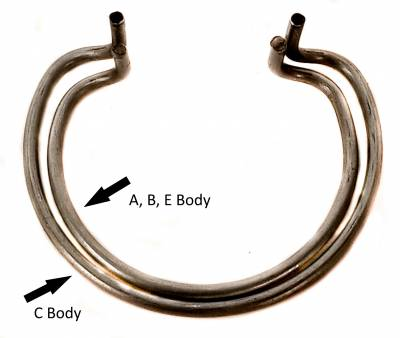 PST - C Body Torsion Bar Seal Clip - Image 2