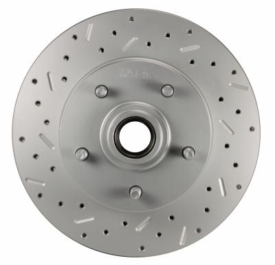 Leed Brakes - Front Manual Disc Brake Conversion Kit - Image 2