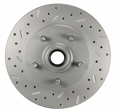 Leed Brakes - Front Manual Disc Brake Conversion Kit - Image 3
