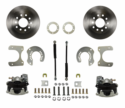 Leed Brakes - Rear Disc Brake Conversion Kit - Image 1