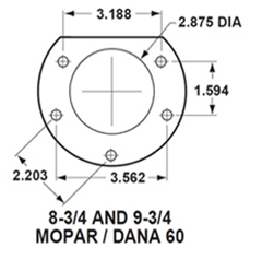 Leed Brakes - Rear Disc Brake Conversion Kit - Image 2