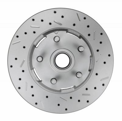 Leed Brakes - Front Power Disc Brake Conversion Kit - Image 3