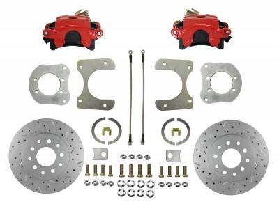 Leed Brakes - Rear Disc Brake Conversion Kit - Image 1
