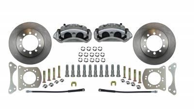 Leed Brakes - Front Spindle Mount Disc Brake Conversion Kit - Image 1