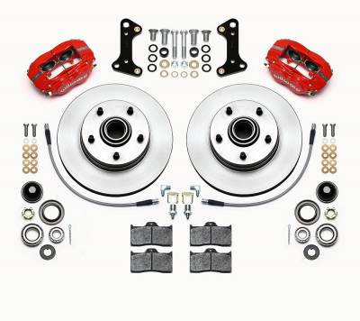 Wilwood - Wilwood Classic Series Dynalite Front Disc Brake Conversion Kit - Image 1